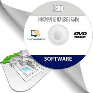 3d Home Design Planning For Kitchen Bathroom Software Disc Software