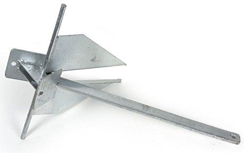 Anker Danforth Plattenanker 3 kg