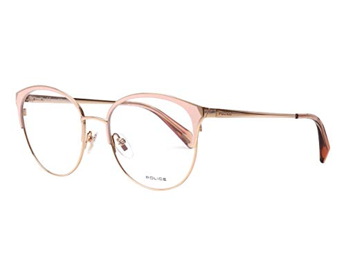 Police Brille Grace 2 (VPL-843 300Y) Metall gold - pink pastell