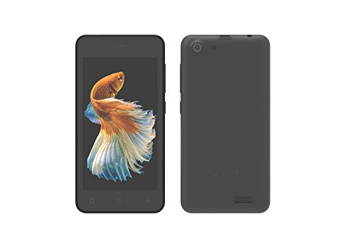 ZEN Admire Thrill 4.5 Inch Marshmallow 1GB & 8GB 4G Smartphone (Black Grey)