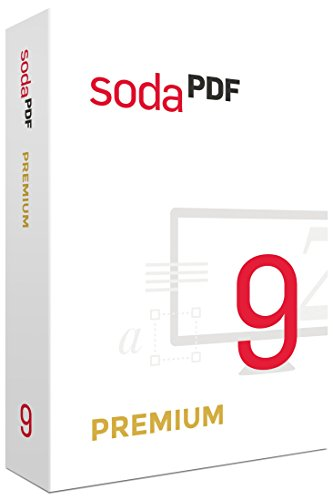 S.A.D Soda PDF 9 - Premium (Ocr-software)