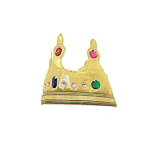 Dress Up America niños Exquisite Rey Corona