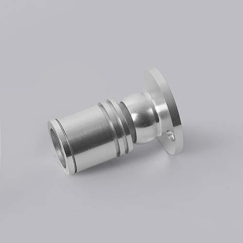 Einstellbare Zähler (GLBS 1 Watt LED Mini Zähler Einstellbare Freie Öffnung Kleine Scheinwerfer Energiesparende Business Drehbare Show COB Weinkühler Downlight Haushalt Innenbeleuchtung Deckenleuchte)