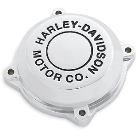Coperchio Superiore Carburatore CV H-D Motor Co. Cromato Harley Davidson