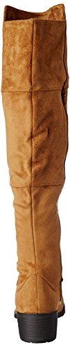 Les Tropéziennes, Cool, Stivali da Cavallerizza da Donna Marrone (Camel)