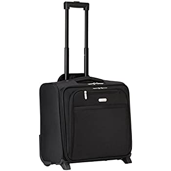(Renewed) Targus TBR021 15.6-inch Rolling Laptop and Overnighter Case
