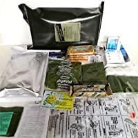MRE (Meal, Ready to Eat) Lithuanian Army ration pack (1 pack) Long Shelf Life 28