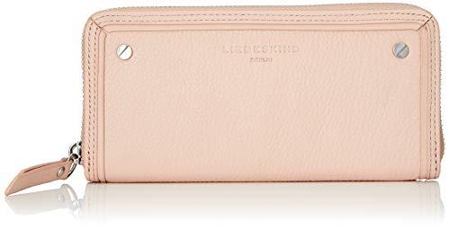 Liebeskind Berlin Damen Knotical Sally Wallet Large Handbag, Dusty Rose, 2x10x19 cm -
