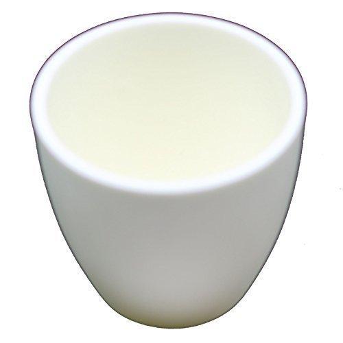 musykrafties Quarz Kieselsäure Melting Schmelztiegel Schale Tasse für Gold Silber Kupfer Aluminium Metall Glas - Gold, 60ml
