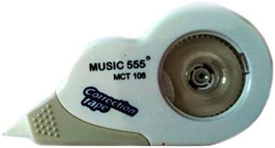 Correction Tape, 5mm, 10M (Color May Vary)