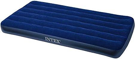 Intex Materasso con Tecnologia Fiber Tech