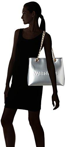 Valentino by Mario Valentino - Icon, Borsa a spalla Donna Silber (Argento)