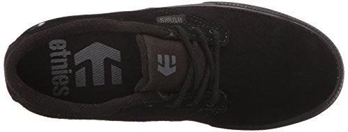 Etnies JAMESON VULC, Chaussures de Skateboard homme Noir - Schwarz (003/BLACK/BLACK)
