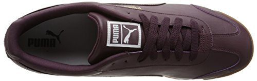 Puma Roma Basic, Sneaker uomo White-teamregalRed Vinaccio/Bianco Puma