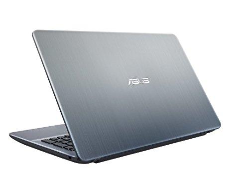 Asus F541UA GQ1625T 3962 cm 156 Zoll matt Notebook Intel key i3 6006U 8GB RAM 1TB HDD Intel HD Graphics DVD Laufwerk Win 10 your home silber Notebooks