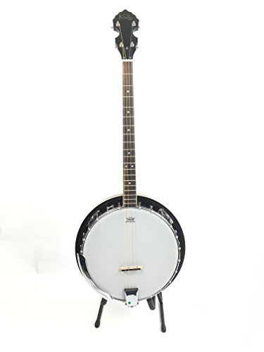 Irish 4Saiten 19Bund Tenor-Banjo-Koda