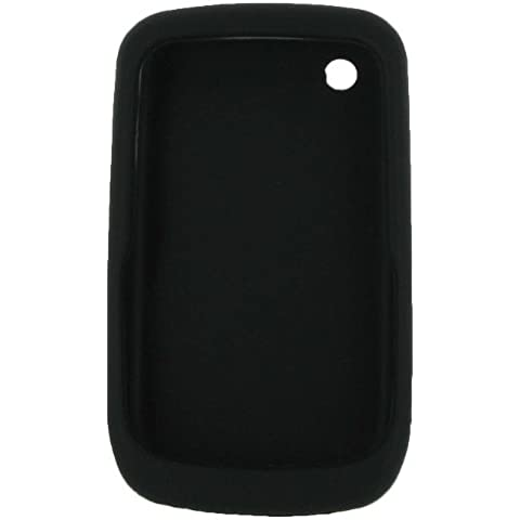 Custodia in Silicone per BlackBerry 8520, colore:
