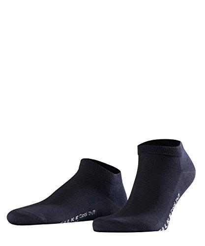 FALKE Herren Cool 24/7 kühlende Baumwolle Strümpfe Einfarbig Casual Socken, Blickdicht, Dark Navy, 45-46 Coole Sneaker