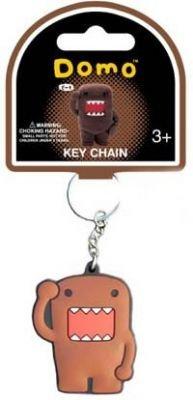 Domo-Kun Saluting Rubber Porte-clés