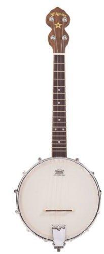 Pilgrim Performer Serie Resonator Ukulele / Banjo, 4 Saiten, VPUB4