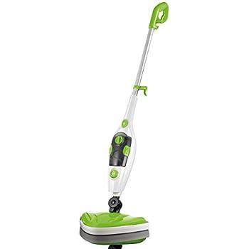 scopa elettrica a vapore verde vaporetto lavapavimenti