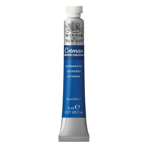 Winsor & Newton 0303660 Cotman Aquarellfarbe, ausgezeichnete Transparenz, Farbkraft und...