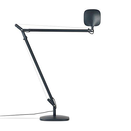 Volée LED-lampada da tavolo Design anthrazit/RAL 7024/matt/mit Touch-Dimmer/2700K/800