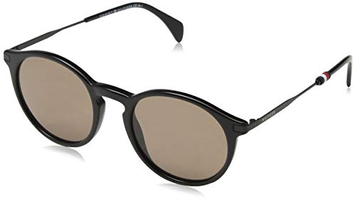Tommy Hilfiger Unisex-Erwachsene Sonnenbrille TH 1513/S IR 003, Schwarz (Black/Grey), 99 Preisvergleich