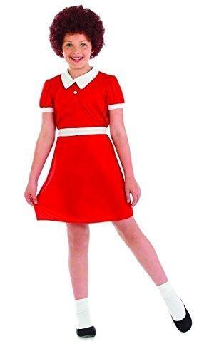Waisenmädchen - Kinder Kostüm (Kostüm Kinder Annie)