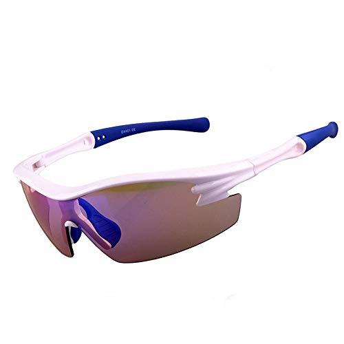 WDXGZY Sonnenbrille für Damen und Herren, für Outdoor-Sportarten, Angeln, Golf, Radfahren, Fahren