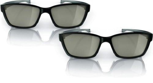 Philips PTA417 passiv 3D-Brille für Fernseher