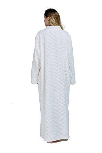 FAVORU - Vestaglia -  donna White