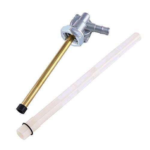 Motorrad Kraftstoffschalter, Motorrad Kraftstoff Ein/Aus Kraftstoff Absperrventil Generator Teile für Autoreparatur Austauschbares Zubehör -