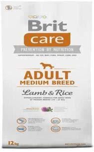 Brit Care Adult Medium Breed Lamb & Rice 3kg -