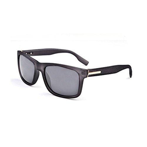 Z-P Vintage Geek Retro Resin Polarized Lens Radiation Outdoor Sports Style UV400 Sunglasses (Geek Kostüme Kleinkind)