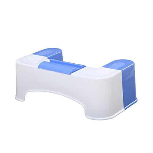 WC de bain Tabourets Tabouret The Original Bathroom Stool Tabouret Tabouret en plastique Tabouret de toilette Tabouret (Couleur : A)