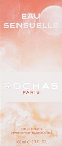 Rochas Sensuelle Eau de Toilette for Women 100 ml