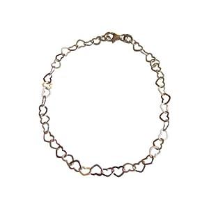 925 Silber HERZ Armband Kinderarmband