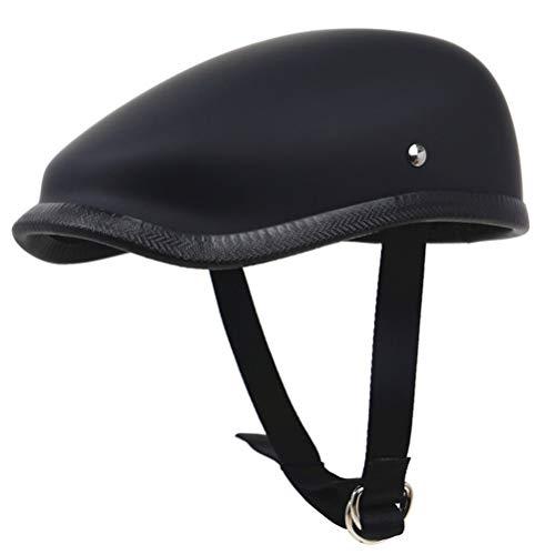 Adulto stile giapponese retrò moto casco peso leggero Berets casco uomini donne sicurezza universale anti caduta comfort Harley casco della motocicletta