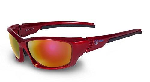 nexi-sportbrille-sonnenbrille-verspiegelt-mit-etui-und-mikrofasertuch-s-12a-rot