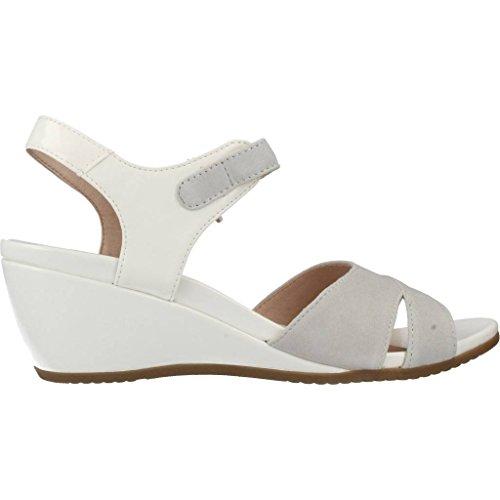 Sandali e infradito per le donne, colore Bianco , marca STONEFLY, modello Sandali E Infradito Per Le Donne STONEFLY MALCOLM Bianco Bianco