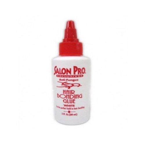 Salon Pro Hair Extension Bonding Glue 1 Fl oz - White by Salon Pro