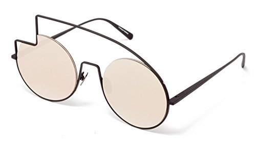 ill.i Optics by will.i.am Custom Sonnenbrille mit runden Gläsern
