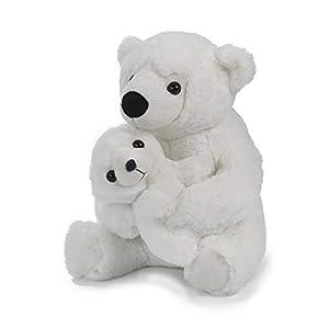 Unbekannt Sunny Toys 33019Polar de Peluche, Color Blanco