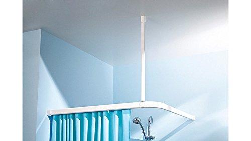 Kleine Wolke Stange Deckenhalter Farbe Weiss 60 cm Länge Ø 25mm