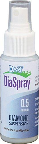 DMT Diaspraydiamond Suspension 5 Micron aiguisoir – Blanc