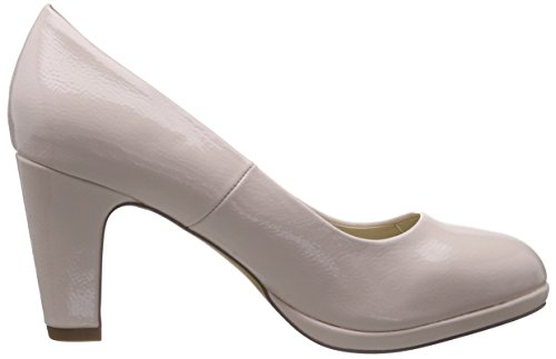 Another Pair of Shoes - Patriciaae1, Scarpe con plateau Donna Beige (nude98)