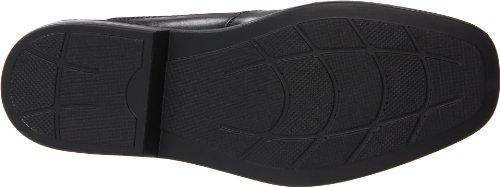 Giorgio Brutini Dicaprio Chaussures de robe à enfiler pour homme Large Avail UK Tailles Noir