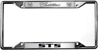 cadillac-sts-license-plate-frame-by-eurosport-daytona
