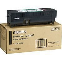 Muratec TS40360 TS40360 Toner, 12000 Page-Yield, Black by Muratec -